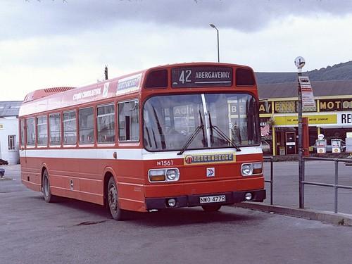 National Welsh N1561 (NWO 477R)