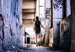 Walk Away (Csabagarajszki) Tags: abandoned budapest nikon d5200 közvágóhíd elhagyatott walk explore