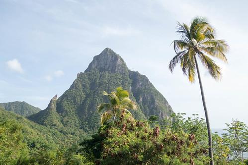 Petit Piton, St Lucia