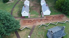 DJI_0026 (Montpelier Archaeology) Tags: indianadrone archaeology aerial fencelin fenceline southyard