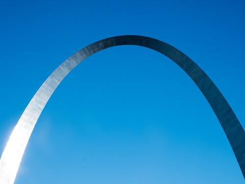 St. Louis Gateway Arch #jcutrer