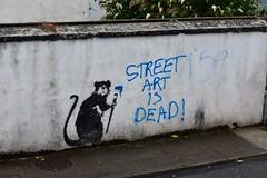 Street art @ Clifden
