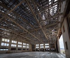 Sieve (DtEWSacrificial) Tags: decay desert discards hangar public