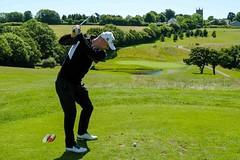 Steve Worth on the 10th Tee (Neville Wootton Photography) Tags: 2017golfseason captainsdaysmens golf golfsectionmens stmelliongolfclub steveworth teeshots saintmellion england unitedkingdom