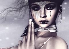 ★ Look 183 (by Lilith | Marzia | Shaitan06 | PerlaNera) Tags: codex lelutka cnz su maitreya eternalflame algesdesigns shinyshabby ebentotheevent secondlife bentohead bentonails ritratto