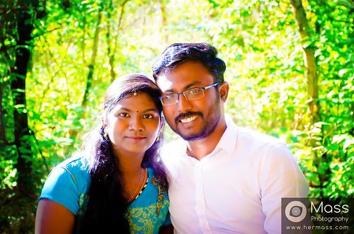 Vijay Karthik Family Portrait