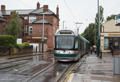 NET - Nottingham trams (DH73.) Tags: net nottingam express transit tram arboretum waverley street high school 202 incentro at65