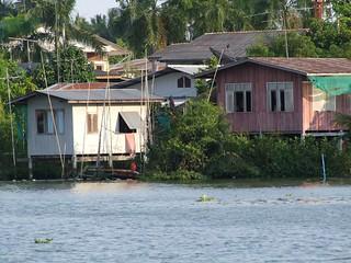 marché flottant amphawa - thailande 69