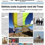 2015 - Volo di chiusura a Cimetta