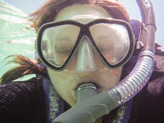 Snorkel Selfie (Jerry Bowley) Tags: rivieramaya xelha ecopark lisa snorkeling allinclusive