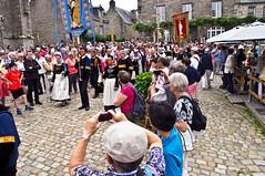 Troménie # 3 (schreibtnix on 'n off) Tags: reisen travelling europa europe frankreich france bretagne brittany breizh locronon prozession procession troménie olympuse5 schreibtnix