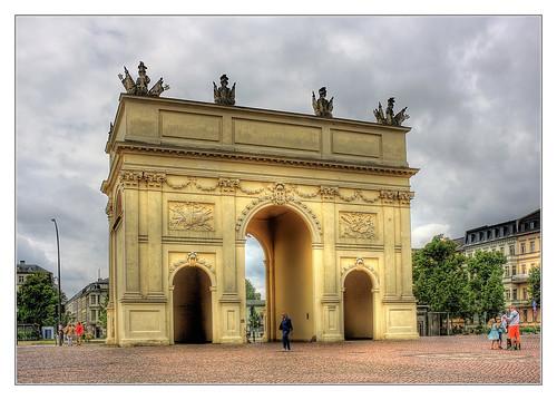 Potsdam - Brandenburger Tor 03