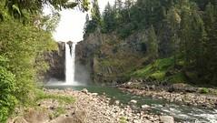 Snoqualmie Falls (artofjonacuna) Tags: snoqualmie falls waterfall washington state