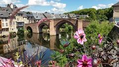 Espalion, Aveyron (Chaufglass) Tags: espalion aveyron france occitanie pont rivière europe