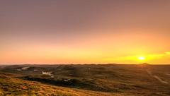 Sunset over the gray dunes. (Alex-de-Haas) Tags: 1635mm d750 hdr holland hollandseluchten julianadorp nederland nikkor nikon noordholland noordkop thenetherlands clearskies cloudless duinen duingebied dunes goldenhour grijzeduinen landscape landschap lucht onbewolkt scenery sereen serene skies sky sun sundown sunset unclouded unshadowed zon zonsondergang