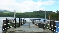 A Visit to the Trossachs 06 (byronv2) Tags: scotland countryside rural scenery scenic landscape trossachs lochlomondandthetrossachsnationalpark nationalpark loch lochkatrine stronachlachar water pier dock