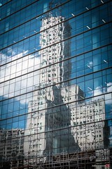 Reflexión (hapePHOTOGRAPHIX) Tags: 032arg américadelsur argentina argentinien buenosaires nikond750 puertomadero southamerica südamerika dsplyys hapephotographix spiegelung reflection hochhaus skyscraper rascacielos ciudadautónomadebuenosaires ar 999ref