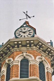 Chardon  Ohio  ~ Geauga County Courthouse ~ HIstoric