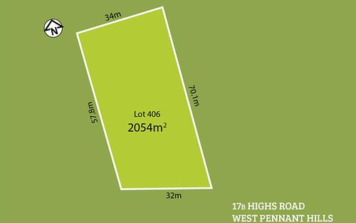 17 B Highs Road, West Pennant Hills NSW