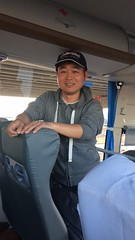 Our Tour Guide-Tony (Whittier College) Tags: beijing alternative spring break china