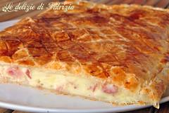 Gattò di patate in crosta (Le delizie di Patrizia) Tags: gattò di patate crosta le delizie patrizia ricette