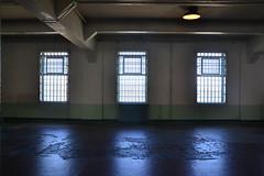 Light (salinachann) Tags: alcatraz prison windows light