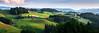 Summer evening, Emmental (uhu's pics) Tags: eveningatmosphere abendstimmung tree baum forest wald farm bauernhof landscape landschaft hills hügel emmental switzerland suisse schweiz 35mm xpro2 xpro fujinon fuji fujifilm