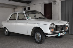 Peugeot 204 (alex73s https://www.facebook.com/CaptureOfAlex?pnr) Tags: peugeot 204 canon voiture