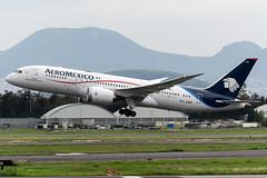 """Aeroméxico - Boeing 787-8 Dreamliner - XA-AMR """"Ciudad de México"""" (Roberto Tirado - Fotografía) Tags: aviation mex mmmx aviación avión aircraft airplane boeing787 7878 b787 b788 dreamliner takeoff despegue mexico aeromexico"""