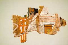 Piece (Stray Toaster) Tags: cambridge fitzwilliam museum egyptian book dead papyrus ramose
