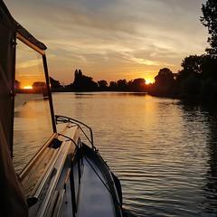 Jans Dordrecht (60 photo's) Tags: dordrecht wantij biesbosch avond evening sun zon light atmosphere doerak rust silence nature natuur