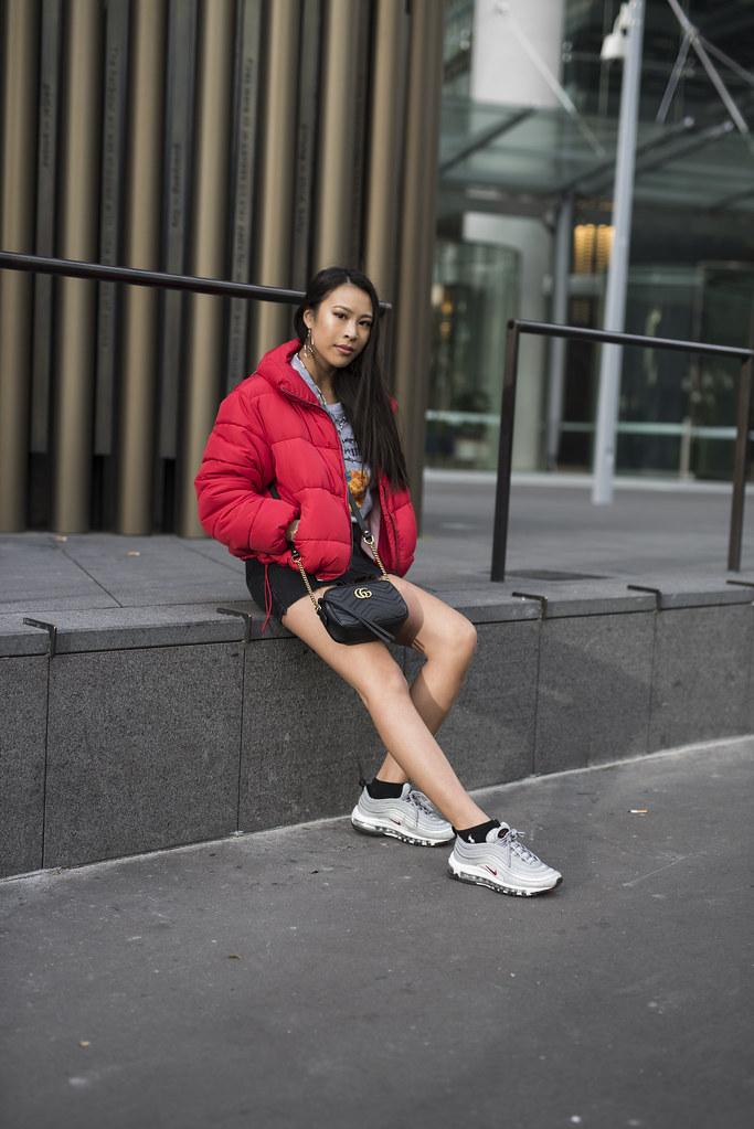 Nike Herren Air Max 97 Ul '17 Traillaufschuhe, schwarz, 36 37