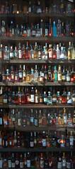 Réserve... le choix ! (Pi-F) Tags: bouteille répétition étagère nombre choix multiple accumulation litre récipient contenu paris bar restaurant vitrine