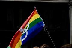 (Giramund) Tags: londonpride lgbt celebration colourful rainbow flag loveislove equality