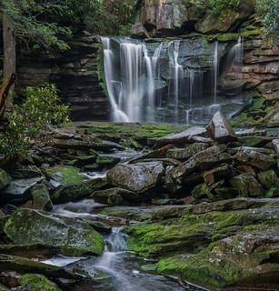 Elakala Falls Number One