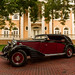 """""""Oh the Humanity"""" (Ken Hendricks and Larry Patchett) Tags: franklinmint 1939 maybach zeppelin 124scale diecast model car granthumpreys mansion denver colorado forcedperspective"""