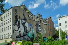 Mural Art Berlin (powerfocusfotografie) Tags: mural art berlin germany city building painting henk nikond90 powerfocusfotografie
