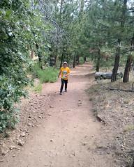 010 Down The Dusty Trail (saschmitz_earthlink_net) Tags: 2017 california orienteering laoc losangelesorienteeringclub bartonflats sanbernardinocounty sanbernardinonationalforest trail participant