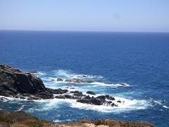 P1020540 (snapshots_of_sacha) Tags: sea atlantic atlantik meer beach algarve portugal landscape nature wild