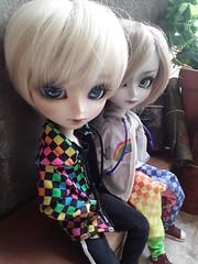 Keith & Jacob 4 (Lunalila1) Tags: doll isul vermelho jacob glen keith
