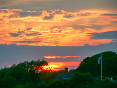 20170723-Sunset at Oyster Pond (ChathamGardens) Tags: sunset oysterpond capecod chathamma