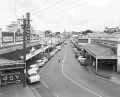 Mary Street, Gympie, 1962 (Queensland State Archives) Tags: queenslandstatearchives qsa queensland 1960s 1962 gympie street