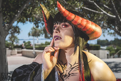 SDCC-44 (Taifa Photography) Tags: sdcc san diego comic con tekken 7 eliza