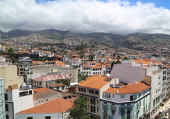2017 SPM1588 View from rooftop of our hotel, The Vine in Funchal, Madeira, Portugal (teckman) Tags: 2017 funchal madeira portugal pt