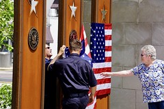 2017 Glassboro Veterans Memorial Plaques Dedication (Borough of Glassboro, New Jersey) Tags: glassboro nj newjersey classictowns downtown rowan university lavon phillips glassborotownsquare 08028 rowanuniversity downtownglassboro