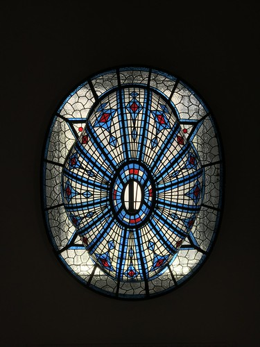 stained glass ceiling, canon academy