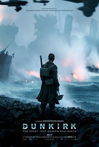 Christopher Nolan — Дюнкерк / Dunkirk (2017)