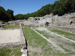 0014 Shrine of Asclepius, Butrint (8) (tobeytravels) Tags: albania butrint buthrotum illyrian shrine asclepius temple