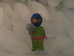 Mr. Zero/First Appearance Mr. Freeze (Tanerine25) Tags: mrfreeze mrzero lego