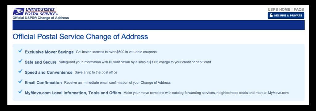 how to change address in revenu quebec online
